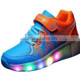 roller skate sneakers customized printing canvas shoes
