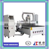 1325 copy NcStudio controller whole casting iron gantry photo frame cutting machine wood mdf 1300*2500mm