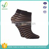 Make Your Own High Quality Lady Fashion Transparent Ankle Socks China Custom Sock Manufacturer