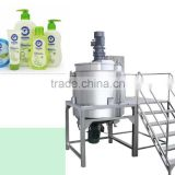 line of cosmetics homogenizer machines,emulsifier high shear mixer,electric heating mixing tank