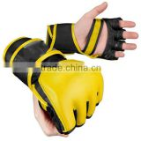 Quality PU hunting fingerless free mma gloves, PAYPAL ACCEPTED