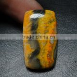 Bumble bee jasper all shape cabochon cabochon, Semi precious gemstone with Wholesale Price