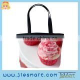 Hand-bag macaron advertising printing custom bag
