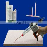 Solid Surface Sower Wall Panels Glue/ Hanex Acrylic Solid Surface Adhesive/Hanex Solid Sheet Sealant