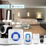Door/Window Magnetic Sensor Motion Smoke Gas Detector Leakage WIFI Alarm System for Home Security