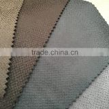 Printing&bronzing velboa/Velvet bonding with fleece for sofa fabric with sponge feeling