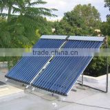 Thermaling Heating Solar Power System for Solar Collector with All Glass Vacuum Tube Copper Heat Pipe