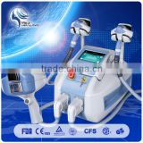 Professional Laser Hair Removal Machine IPL + E Skin Whitening Light +RF Mini Home Ipl Hair Removal Machine Vertical