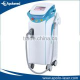Stationary 808nm diode laser in motion painless hair removal instrument- Med.apolo HS-811