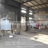 Milk Sterilizer Machine For Milk Processing Equipment With Cream Separator