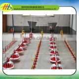 poultry eqiupment broiler automatic pan feeding system and nipple drinking system for poultry farm house