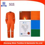 100% cotton flame retardant FR coverall