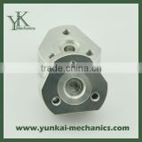 Full CNC Machining for Gear Housing with High-Strength 7075-T6 Aluminum, cnc machining