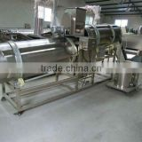 Seasoning machine/Double-drum flavoring machine/snack flavoring machine/flavor mixing machine