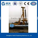 HF525 small rotary drilling rig for sale used in foundation constructure with CE & ISO certification