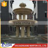 Hand carved marble water fountain for garden decoration NTMF-008LI