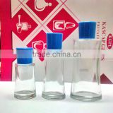 30ml,50 ml,100ml similar shape bottles in 18/415 or Screw neck