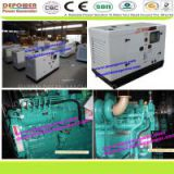 Low factory price,10,15,20,25,30,40,50,100,125,250KVA silent diesel generator set for sale