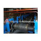 PLC Control Carbon Steel Guardrail Roll Forming Machine Highway Guardrail Making Machine