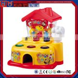 OEM service educational funny game musical baby toys with light