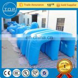 Guangzhou supplier inflatable wall paintball marker china bunker for adults