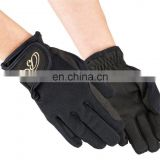 Equestrian horse riding gloves