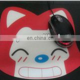blank sublimation carton sexy girl mouse pad manufacturer
