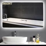 Illuminated LED Vanity Mirror with Lights and Speaker