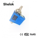 Micro sensitive control differential pressure switch