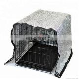 cool puppy dog house shed aluminum shade cloth plastic silver sun shade mesh net