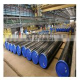 Large diameter corrugated welded steel pipe price of carrying gas, water or oil