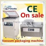 Popular biscuit vacuum packaging machine for food packaging SH-300                                                                         Quality Choice