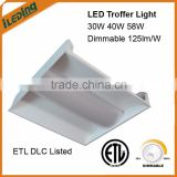 30W 3500lm 3500K 4000K 5000K Retrofit Kit Troffer LED 2X2