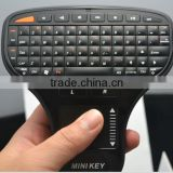 2013 Palm-sized Wireless Mini Keyboard and Mouse USB with Trackball