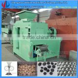 high pressure roller press coal briquette machine / 4 rollers press iron ore briquette machine