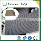 WPC wall panel for your house wall cladding, UV-protect and water-proof