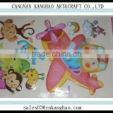 puffy sticker for scrapbook,wall,diary...For kids Cute non-toxic Foam Sticker