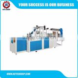 Widely use hdpe/ldpe plastic bag making machine,shopping plastic bag making machine price