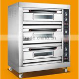 High quality commercial bread electric oven, commercial bread oven, arabic bread oven