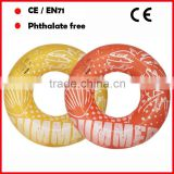 90CM swimming rings for adults inflatable life buoy for sale