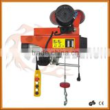 light duty lifting equipment single phase electric winch MINI electric cable hoist