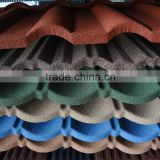 Stone Coated Metal Roof Tile/ Sheet Stone Coated Roof Tile                                                                         Quality Choice