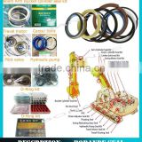 High quality Excavator hydraulic seal kits control valve seal kits hydraulic seal kit E350 E320 E322 E325