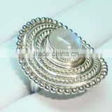 Rainbow Moonstone rings 925 sterling silver jewelry wholesale Ebay Sterling Silver Rings