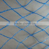 high quality with low price plastic bird net (blue) /bird netting