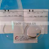 (CE) high index 1.67 aspheric lens