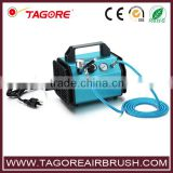 TG218K-01 Airbrush Machine For Nails Mini Airbrush Compressor Kit For Starters Nail Painting Makeup