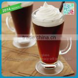 On discount machine pressed various kinds glass cup glass coconut ice cream
