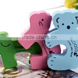 EVA Foam funny Door Stopper/ Baby Safety Door Stops