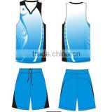 Wholesale plain basketball jerseys design